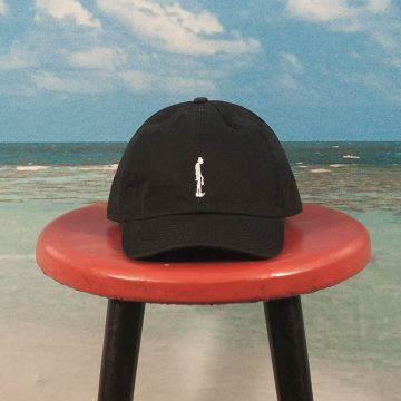 SHRN - Karl Cap - Black