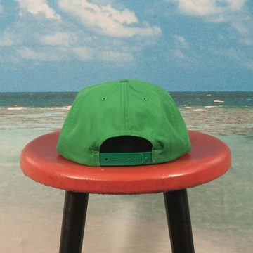 Call Me (917) - Rhino Hat - Green