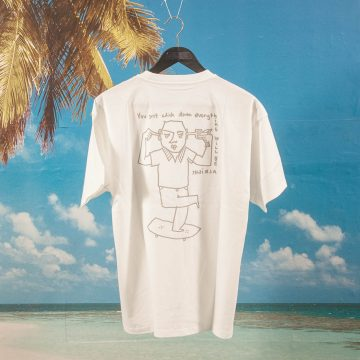 Polar Skate Co. - Click T-Shirt - White