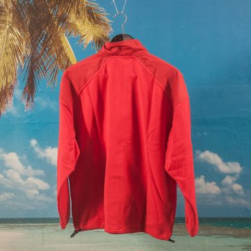 Polar Skate Co. - Leightweight Fleece - Red