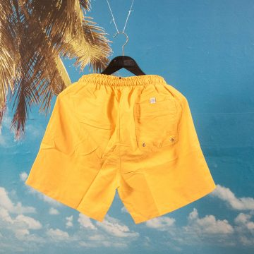Polar Skate Co. - Swim Shorts - Yellow