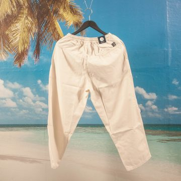 Polar Skate Co. - Surf Pants - Ecru