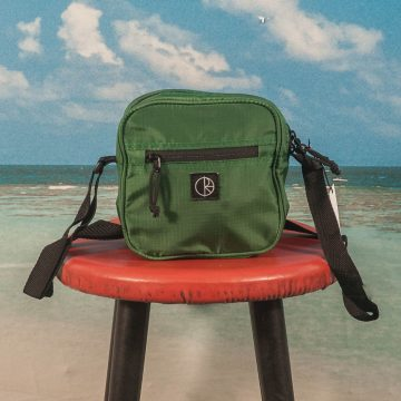 Polar Skate Co. - Ripstop Dealer Bag - Green