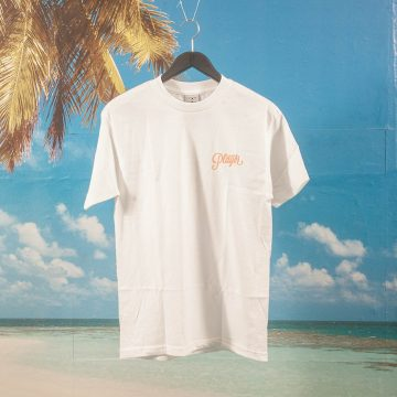 Alltimers - Splits Logo T-Shirt - White