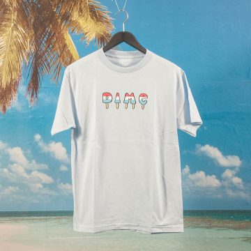 Dime MTL - Chill T-Shirt - Baby Blue