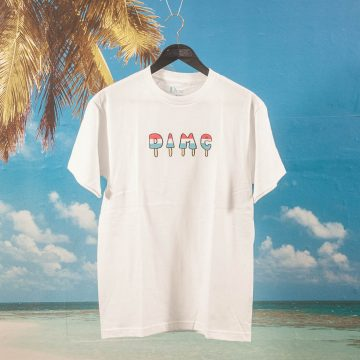 Dime MTL - Chill T-Shirt - White