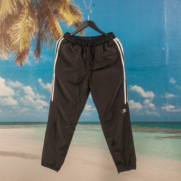 adidas Skateboarding - Classic Pants - Black / White