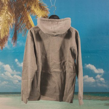 Jenkem Mag - Spaced Out Hoodie - Grey