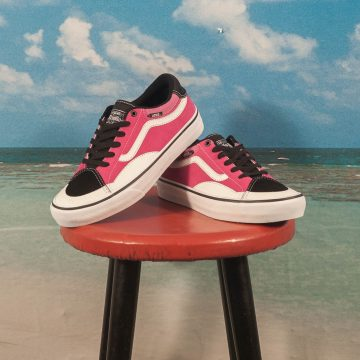 Vans - TNT Advanced Prototype - Black / Magenta / White