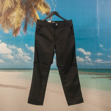Carhartt WIP - Simple Pant - Black Rinsed