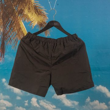 Public Possession X SHRN X Tint Terrace - Bonus Swim Short - Black