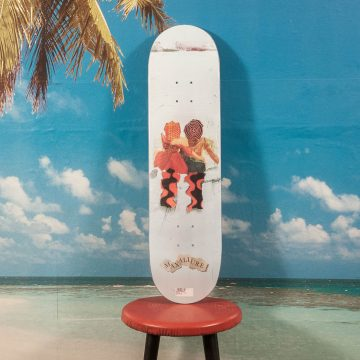 Maxallure Skateboards - Love Story Deck - 8.125