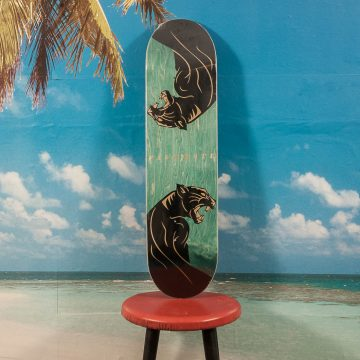 Favorite Skateboards - Panther Deck - 8.1