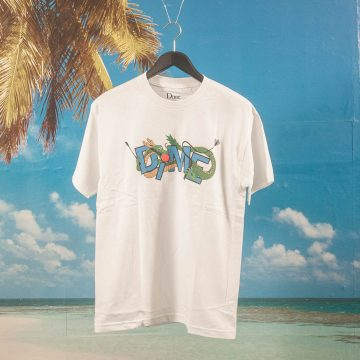 Dime MTL - Whish T-Shirt - White