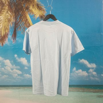 Dime MTL - Channel T-Shirt - Light Blue