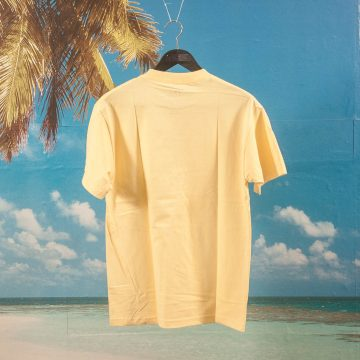 Dime MTL - Channel T-Shirt - Light Yellow