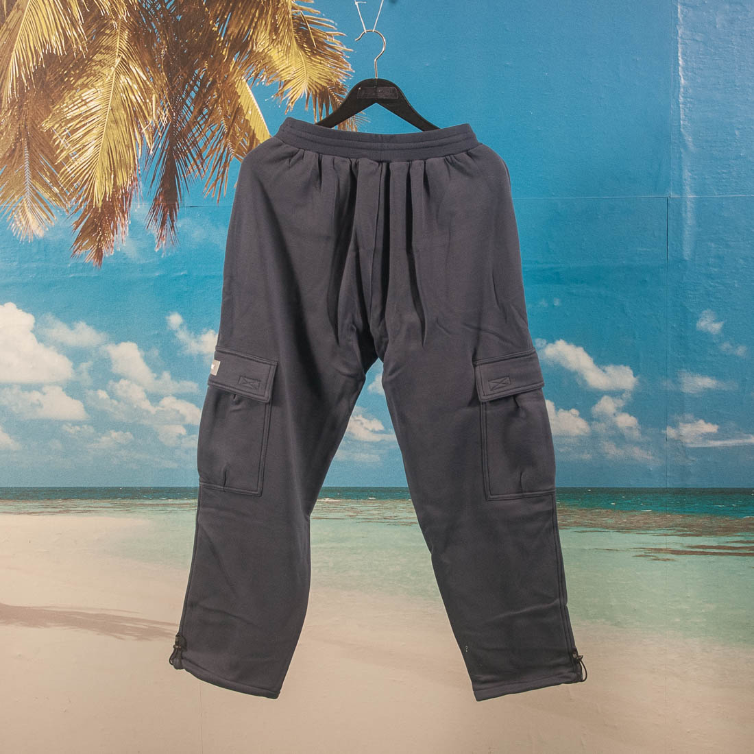 Dime MTL - Cargo Sweatpants - Navy