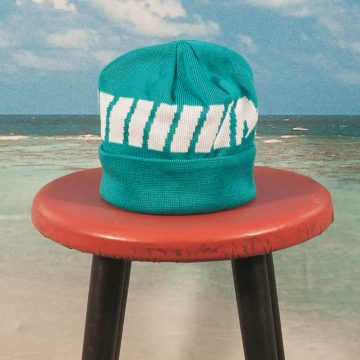 Dime MTL - Screaming Beanie - Teal