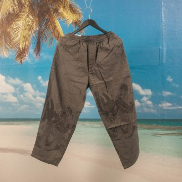 Polar Skate Co. - TK Surf Pants - Grey / Green