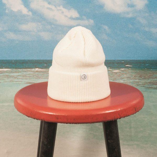 5eb308da96e Polar Skate Co. - Merino Wool Beanie - Ivory kaufen im ...
