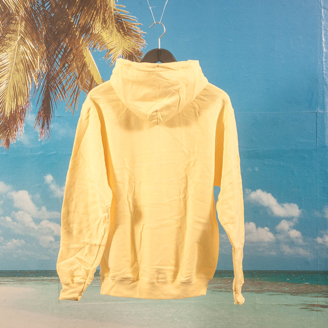 Chrystie NYC - NY Directors Club Hoodie - Yellow
