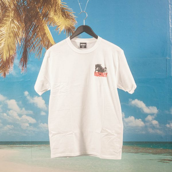 Hockey - Rodeo T-Shirt - White