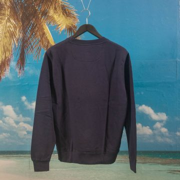 "SHRN - ""Munich Frizzante Team"" Crewneck - Navy"