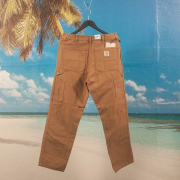 Carhartt WIP - Double Knee Pant - Hamilton Brown