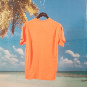(sommer) - Red Cars T-Shirt - Orange