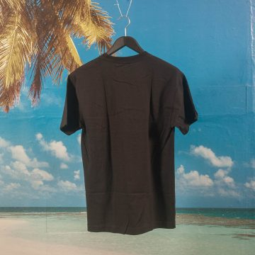Bronze 56k - Burger T-Shirt - Black