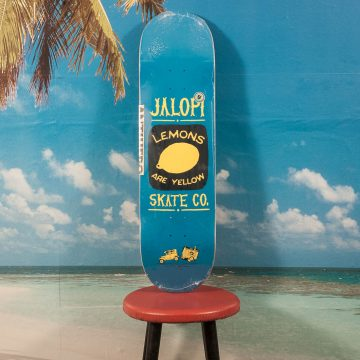"Antihero Skateboards - Team ""Jalopi Skate Co."" Deck - 9.0"