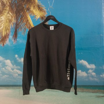 Alltimers - Homerun Crewneck - Black