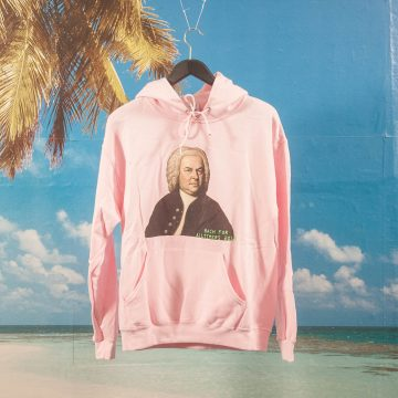 Alltimers - Symphony Hoodie - Pink