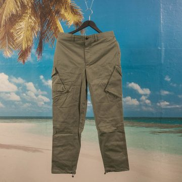 adidas Skateboarding - Cargo Pants - Base Green