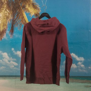 Fucking Awesome - Pyro Hoodie - Maroon