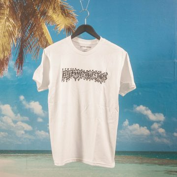 Fucking Awesome - Shockwave T-Shirt - White