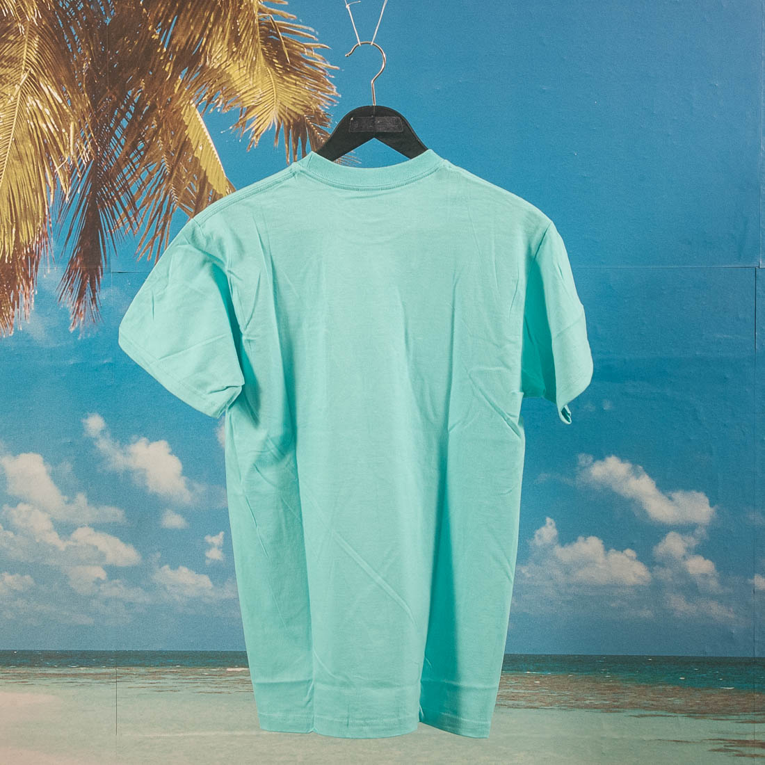 Fucking Awesome - Pocket T-Shirt - Lagoon Blue