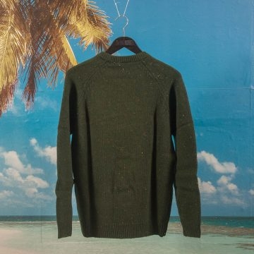 Carhartt WIP - Anglistic Sweater - Loden Heather