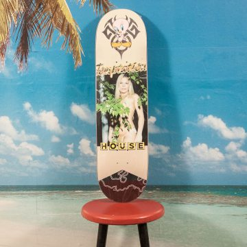 "Quasi Skateboards - ""She-Devil"" One Deck - 8.375"