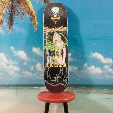"Quasi Skateboards - ""She-Devil"" Two Deck - 8.625"