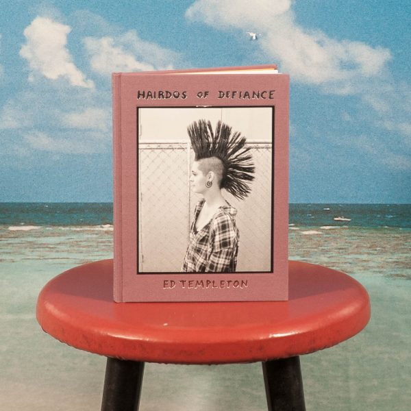 Toy Machine - Ed Templeton - Hairdos of Defiance Book