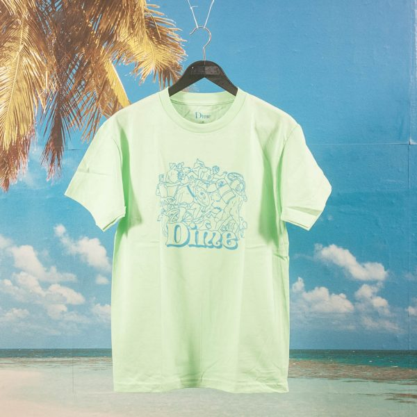 Dime MTL - Speakeasy T-Shirt - Mint