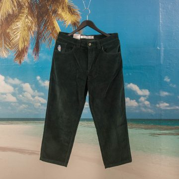 Polar Skate Co. - 93 Cords Pants - Dark Teal