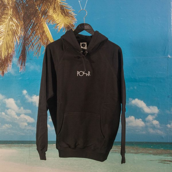 Polar Skate Co. - Default Hoodie - Black