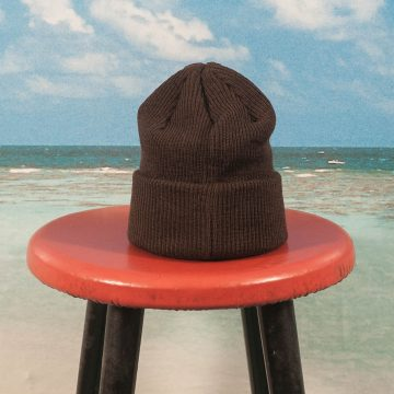 Polar Skate Co. - Merino Wool Beanie - Brown