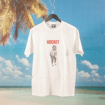 Hockey - Hatch T-Shirt - White