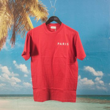 Dimanche Skate Co. - Paris T-Shirt - Red