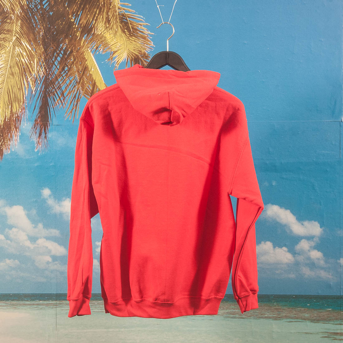 Dimanche Skate Co. - Hoodie - Red