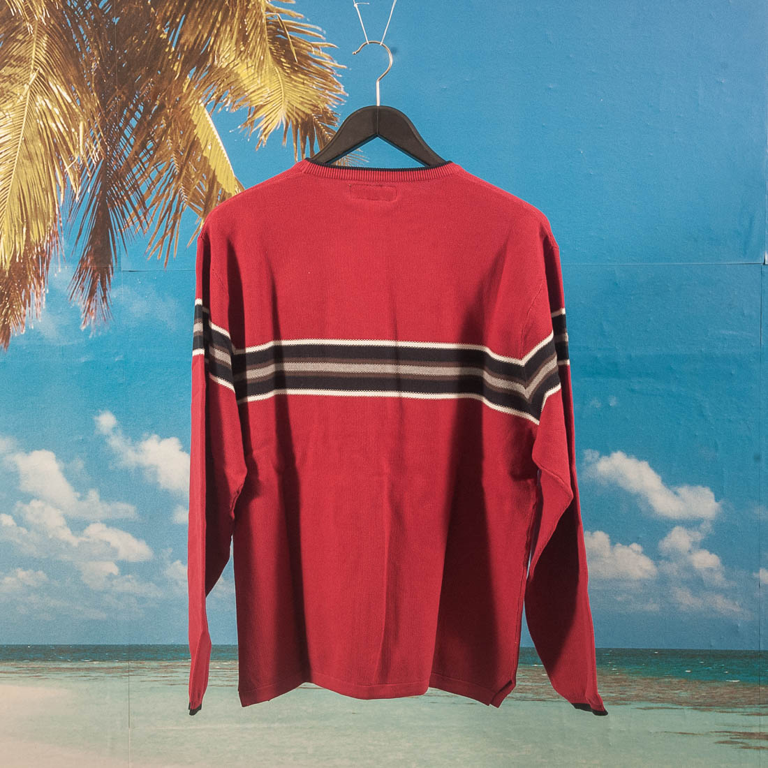 Yardsale - Airway Knit Longsleeve - Red