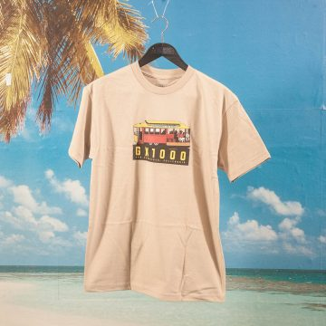 GX1000 - Trolly T-Shirt - Old Gold